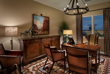 Home Offices / Working from home doesn't have to feel like work at all. These beautiful home offices combine work and luxury. Plan your dream home office.