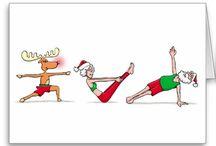 yoga holiday / by Namaste Playground