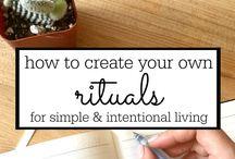 Minimalismand Intentional Living