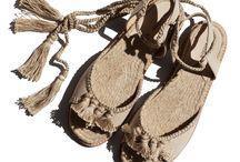 ZAPaTOeS verano / zapatos y sandalias de verano