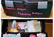 Cadeaus voor babyshowers
