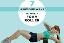 foam roller exercises