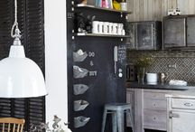 Decor ideas: Kitchen / Deco