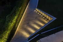 Landscape 조명 디자인 / Landscape Lighting Design - parks, gardens, etc.