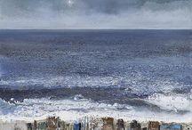 contemporary landscape paintings