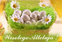 Wesołych Swiąt / Wesolych Świąt  Happy Easter!! Fröhliche Ostern!