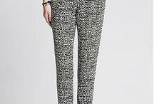 Fashion - pattern Pants