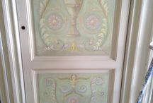 Texturas para decorar / Posibilidades para personalizar los espaciios en los que se utiliza la escayola como base decorativa
