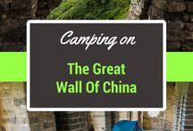 Hiking and Camping Around the World