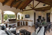 Outdoor Kitchens -DPC Custom Homes