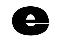 design: logos: negative space / logo design, fool-the-eye, negative space, surprise