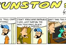 Gunston Street Comic Strip GOCOMICS