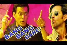 Hrithik Roshan's BANG BANG Dare To Salman Khan | Coolest #BangBangDare