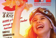 GM TURİZM VE YÖNETİM DERGİSİ / Türkiye'nin ilk ve tek Turizm ve Yönetim Dergisi GM (General Management)'ın geçmişi, online portalımız öncesinde 11 yılla dayanmaktadır. Yayın hayatına 2004 yılında başlayan GM,  günümüze kadar varlığını sürdürmektedir.