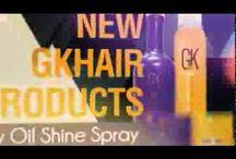 Ochrona koloru, UV UVA oraz pielęgnacja po zabiegu keratynowym / Kosmetyki firmy Global Keratin GK Hair chroniące i pielęgnujące włosy