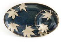 Stoneware: American Made / Stoneware incorporates a broad spectrum of wheel-thrown pottery, rolled-slab plates, cast porcelain, and many more techniques.