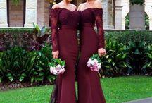 Tina's wedding
