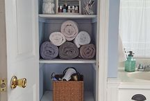 Storage ideas / by Tania Gomez