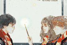 Le monde d'Harry Potter