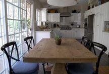 Kitchen remodel ideas / by Carolyn Schilling