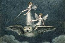 Fées et Anges