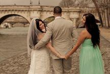 Sisters wedding / by Melissa von Euw