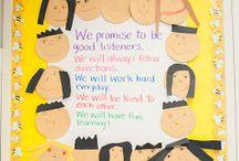 Kindergarten  / by Lauren Williams