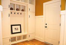 Foyer Entryway / by Hollie C'krebbs
