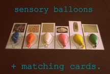 touch and feel sensory games