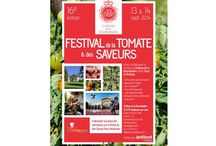 Chateau de la bourdaisiere festival tomate et saveur
