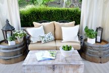 Patio decor ideas / Patio