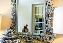 Portilla Created Mirrors / Painted mirrors
