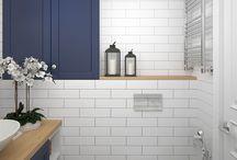 Дизайн интерьера: ванная комната