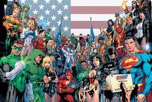 DC Comics / by Ashley Carvajal