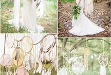 Boho or gypsy Wedding ideas
