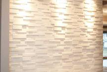 Ściany 3D / 3D Walls