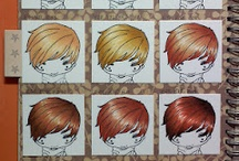 Copic Coloration