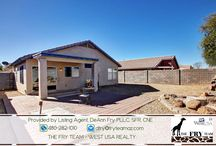 """SOLD! Beautiful Bethany Point Home / SOLD! 8058 W Palo Verde Drive, Glendale, AZ 85303 ~~ If you are looking for properties to sell, buy or to rent, let """"The Fry Team"""" make it simple for you. CALL 623-748-3818 or visit www.FryTeamAZ.com for more info."""