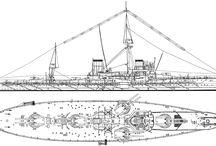 Royal Navy Pre-Dreadnoughts & Dreadnoughts upto WW1