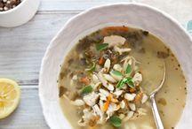 Soups / by Jody MacMullen