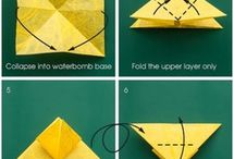 origami / paper folding