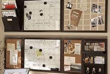 Family communication station / by Kim Carlson