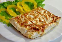 Закуски. Рецепты / Рецепты горячих и холодных закусок из мяса, рыбы, овощей!