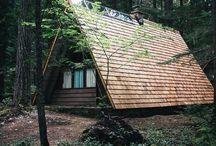 Cabins & Nature