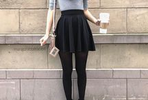 Tights Outfit