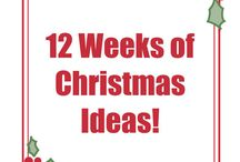 Christmas Craft Ideas / DIY craft ideas for Christmas - decorations, gifts, cards and more! / by Jessica Taylor