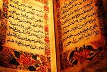 ISLAM / quran verses, asmaul husna, hadist, as-sunnah