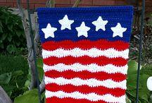 Crochet - Patriotic