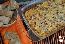 recipes / football & super bowl / Recipes to enjoy for the BIG game / by Pocket Change Gourmet