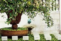 escort card tables / by Valley Flora